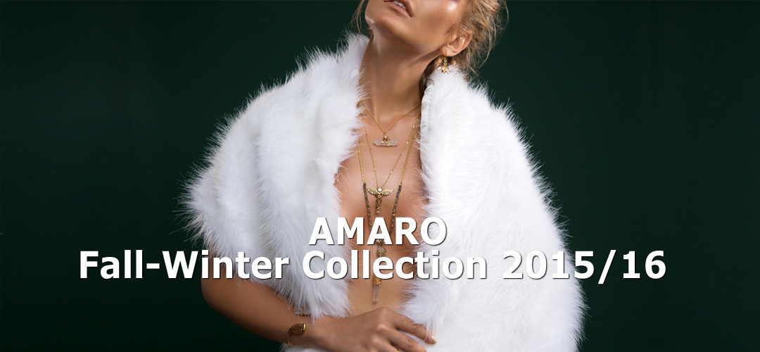 AMARO Fall-Winter Collection 2015/16