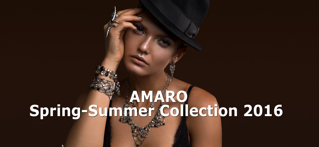 AMARO Spring‐Summer Collection 2016